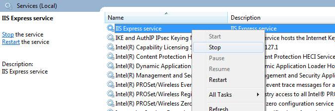 Configuring SSL in IIS Express | Lansweeper IT Asset Management